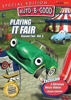 Auto-B-Good Playing it Fair : Season Two v.5 DVD