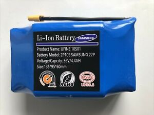 Replacement Hoverboard Samsung Battery 36V 4400Ah/4.4Ah Electric Scooter Swegway