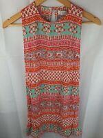 SWELL Boho Floral Shift Dress Womans Size Aus 10 US 6