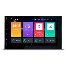 "RADIO GPS COCHE UNIVERSAL 2DIN LCD 7"" TACTIL ANDROID 8.0 4GB RAM HDMI WIFI USB"
