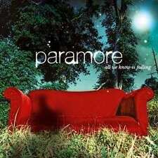 All We Know Is Falling - Paramore CD ATLANTIC