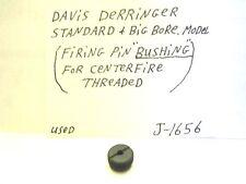 DAVIS DERRINGER | .   ( Firing Pin Bushing, Centerfire, Threaded)    ( J-1656 )