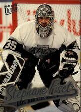 1996-97 Ultra Kings Hockey Card #78 Stephane Fiset