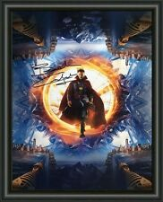 Dr Strange - Benedict Cumberbatch  - Signed A4 Photo Poster - FREE POSTAGE