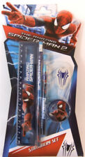 Action figure di eroi dei fumetti in gomma sul Spider-Man