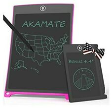 AKAMATE LCD Writing Tablet, Electronic Writing Drawing Board Doodle Pad, 8.5...