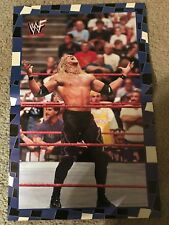 Vintage 1998 WWF THE EDGE Centerfold Poster 1990s THE BROOD WWE RARE