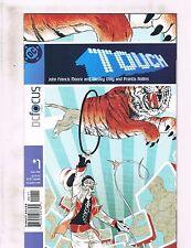 Lot of 3 Touch DC Comic Books #1 2 3 KS3