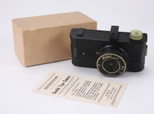 WALDORF MINICAM, USES 127 FILM, BOXED, FILM DOOR WARPED, STIFF LATCH/cks/189577