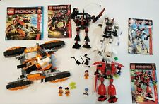 Lego ExoForce Lot of 4 sets 7700 7701 7702 7706 with instructions
