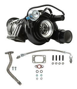 5.9L 04.5-07 Dodge Ram HE351CW Turbo With Billet Wheel Black