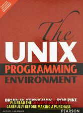Fast Ship: The Unix Programming Environment 1E by Kernighan