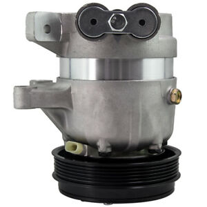 New Air Conditioning Compressor for Holden Statesman 3.8L V6 WH WK 1999 - 2004