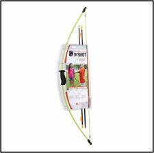 Bear Archery 1st Shot Bow Set - Neon Green 8-12lbs. Right Hand/Left Hand
