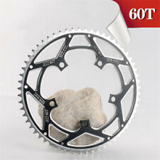 Folding Bike Round Chainring 60T Single speed BCD130 Road Bicycles Chainwheel