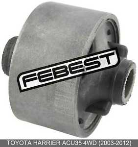 Rear Arm Bushing Front Arm For Toyota Harrier Acu35 4Wd (2003-2012)