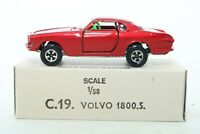 """Lone Star Roadmasters """"Impy"""" Flyers Super Cars Volvo 1800s - England"""