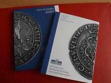 *Schweden KMS 2001 (st.) in Blister 5 Münzen *  (Ki. 2)