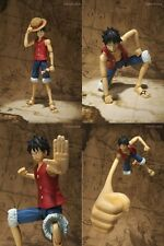 New Bandai S.H.Figuarts One Piece Monkey-D-Luffy PVC Figure From Japan