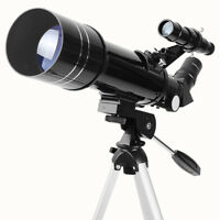 40070 Refractor Telescopes For Astronomy Beginners Optical Lens With Tripod
