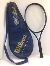 "Wilson Hammer 3.6 Stretch Tennis Racquet Racket Grip 4 3/8"" Head 125 Square Inch"