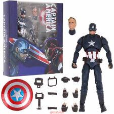6'' S.H.Figuarts Captain America Civil War Figure SHF Action Collection