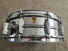 SUPER LUDWIG 1959 CHROME OVER BRASS SNARE DRUM