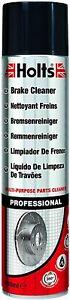 New Holts Brake Disc Caliper Multi-Purpose Parts Cleaner Spray Can Aerosol 600ml