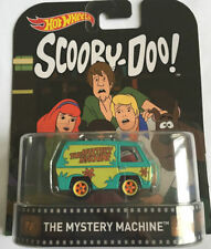 Hot Wheels Scooby-Doo Limited Edition Diecast Vehicles