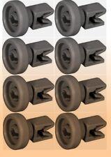 8 Korbrollen Rolle Spülmaschine unten für AEG Electrolux Zanussi 50286965004 #32