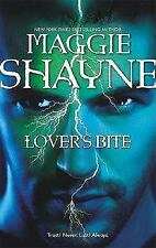 Lover's Bite by Maggie Shayne (2008, Paperback) ~VERY GOOD CONDITION~
