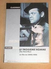 DVD / LE TROISIEME HOMME / O. WELLES / EDITION STUDIO CANAL / AVEC BONUS / NEUF