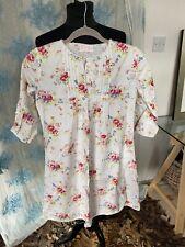 10-12 years Roses Powell Craft Jenny 100/% Cotton Nightdress
