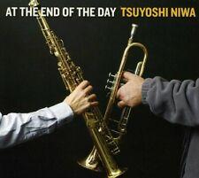 TSUYOSHI NIWA - AT THE END OF THE DAY NEW CD