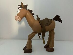 """Disney Toy Story Bullseye Figure With Galloping Legs 6"""" Toy"""