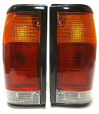 MAZDA B2000 / B2500 1985-1998 Rear tail right+left signal lights lamps set RH+LH