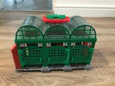 Take N Play Knapford Station Play Set Thomas The Tank engine & Friends Christmas
