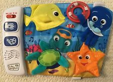 Baby Einstein Ocean Exploration Play Pad - 3 Languages, Enhances Motor Skills