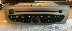 Auto radio CD Renault Megane SCENIC 3 OU  MEGANE 3 OU TWINGO 3 AVEC CODE