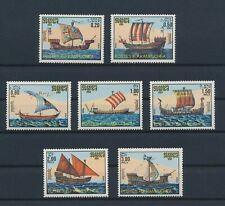 LO59355 Kampuchea boats sailing ships fine lot MNH