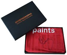 Kenny Dalglish SIGNED Liverpool Shirt Autograph Gift Box Football New AFTAL COA