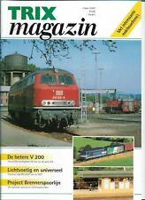 Trix Magazin 3/2007 Nederlands