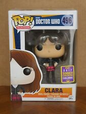Funko Pop! Doctor Who CLARA Vinyl Figure 2017 Summer Convention Exclusive