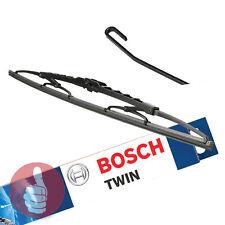 BOSCH TWIN Wisch foglio TERGICRISTALLI 475mm per anteriore 3397004582