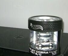 Hot Wheels Drop Tops Series Oil Can Shelby Cobra 427 S/C New Le #D/7000 W/Rr
