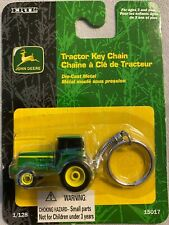 New John Deere Tractor Key Chain by ERTL Company Inc. in Original Package