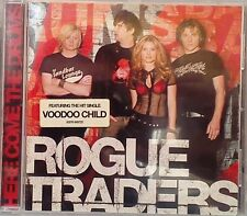 "Rogue Traders - Here Come the Drums (CD 2006) Features ""Voodoo Child"""