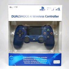 Original Sony PlayStation CONTROLLER PS4 WIRELESS DUALSHOCK 4 Midnight Blue NEU