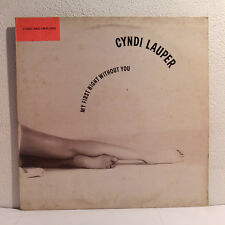 "Cyndi Lauper ‎– My First Night Without You -Format: Vinyl, 12"", Maxi-Single 1989"