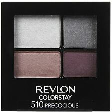 REVLON COLORSTAY 16 HOURS EYE SHADOW QUAD 510 PRECOCIOUS OMBRETTI